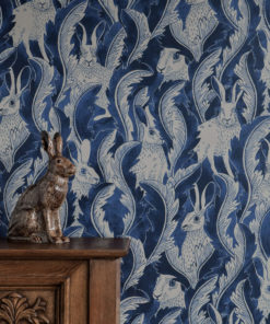 hares in hiding